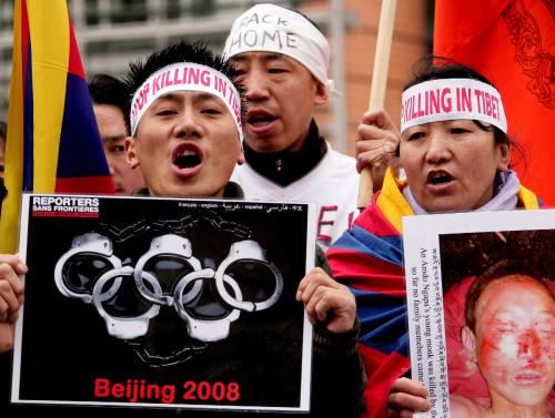 Cina, braccio di ferro sui diritti umani