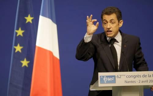 """Sarkozy: """"Altri 800 soldati in Afghanistan"""""""