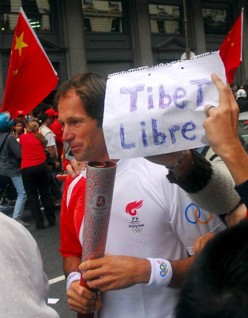 """Hu Jintao avverte: """"Il Tibet è un problema interno della Cina"""""""