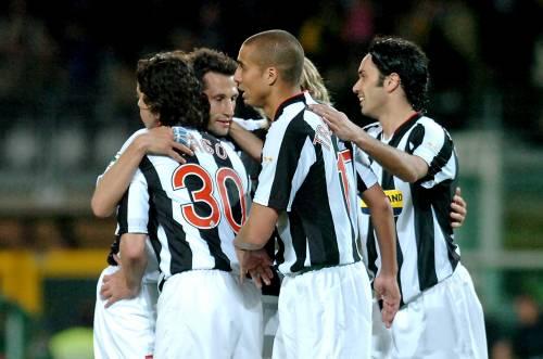 La Juve stende il Parma  Totti, gol capolavoro