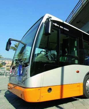 Diciassette nuovi filobus sulla linea 20 e sms che informano su orari e servizi