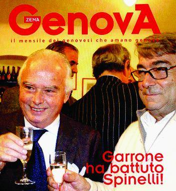 «GenovA» mette in copertina i protagonisti dello sviluppo