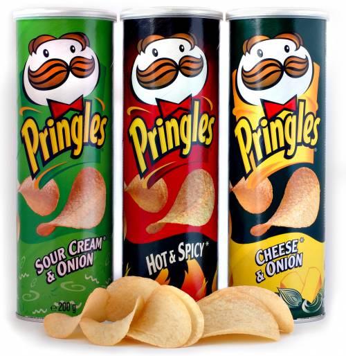 E' morto Mr. Pringles:  ceneri in un barattolo