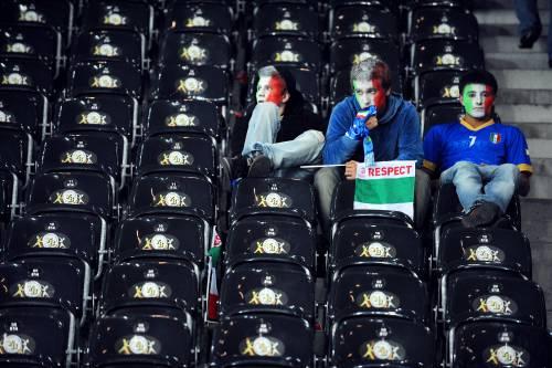 """Italia, che disastro. Buffon: """"Chiediamo scusa"""""""