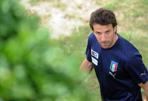 """""""Del Piero e De Rossi titolari"""": Piturca ha le spie"""