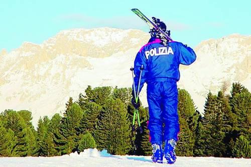 A sciare mentre è in malattia, il giudice l'assolve
