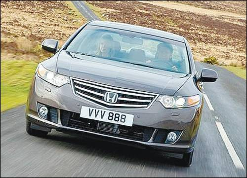Nuova Honda Accord  sicurezza e motori verdi