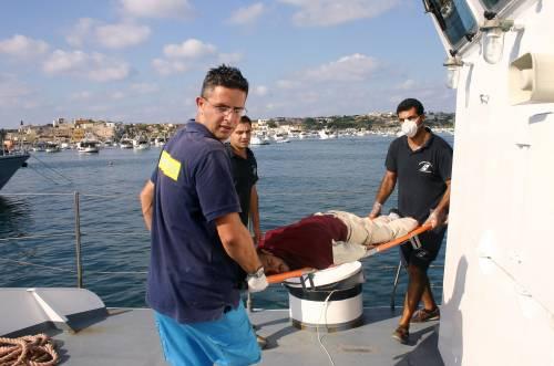 Affonda barca: morti  tutti i 140 immigrati