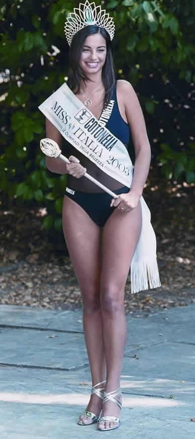 """""""Come Miss Italia   non potevo  frequentare"""""""