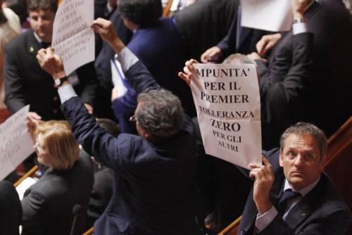 Giustizia, ci risiamo: guerra a Berlusconi