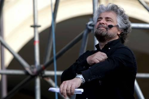 L'ultima di Grillo:  i giornalisti alla gogna