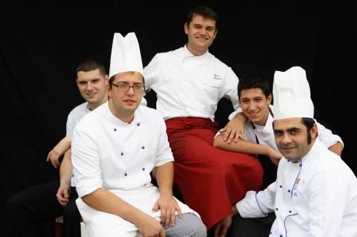 Giro d'Italia tra i baby chef di 20 anni