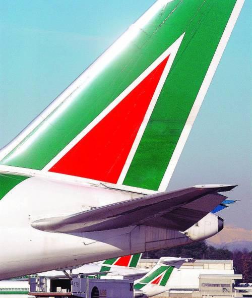 Alitalia, Berlusconi auspica un accordo con Lufthansa