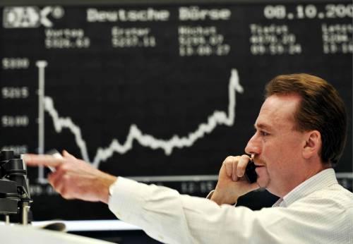 Wall Street crolla ancora: -7,3%  Milano giù, tutta l'Europa trema