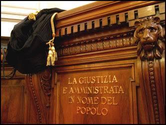 Ultime follie dai tribunali:<br /> condanne senza processo