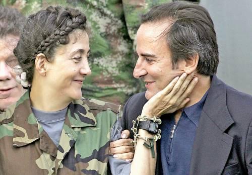 Ingrid Betancourt verso  il divorzio da Lecompte