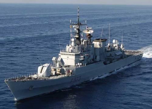 A La Spezia battesimo della marina militare europea