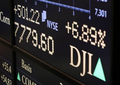 Svanisce l'effetto della cura Geithner: Borse giù