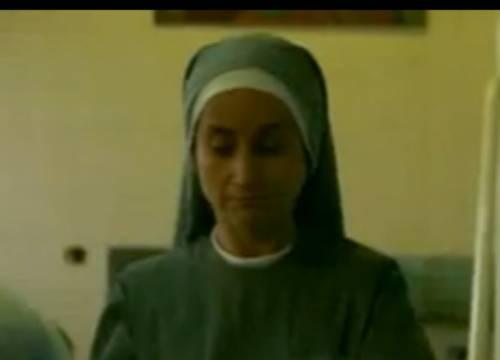 La Littizzetto si mette il velo: è monaca da galera