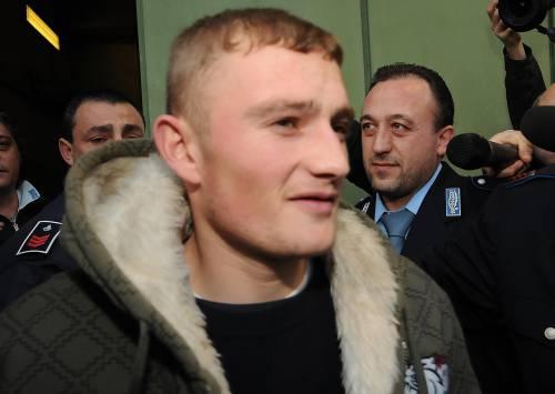 """Caffarella, anche Loyos  scarcerato: """"Sono felice"""""""