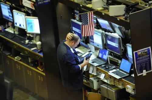 Le Borse affondano: Tokyo -4,5%, male l'Ue