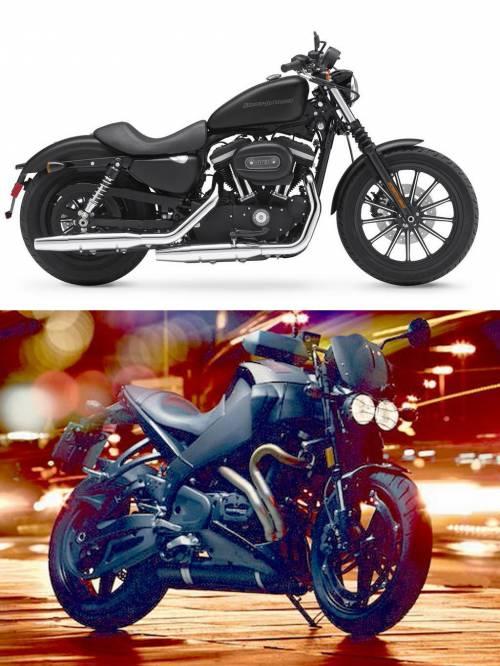 Arriva la Harley Dark e la nuova Buell entry level