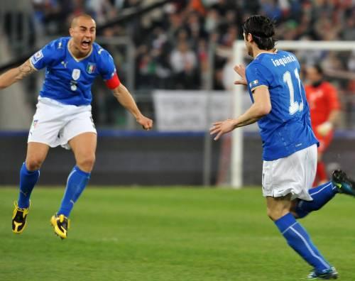 Italia beffata dal Trap:  solo 1-1 con l'Irlanda