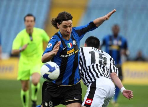 Inter: basta un rimpallo  per vedere lo scudetto