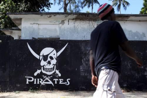 """Pirati, premier somalo: """"Si tratta per gli italiani"""""""