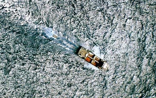 Pirati o rifiuti: giallo sul Buccaneer