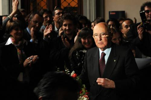 """Lavoro, Napolitano: """"Rifare norma sui manager"""""""