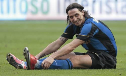 """Ibrahimovic gela l'Inter:  """"Ho voglia di cose nuove"""""""