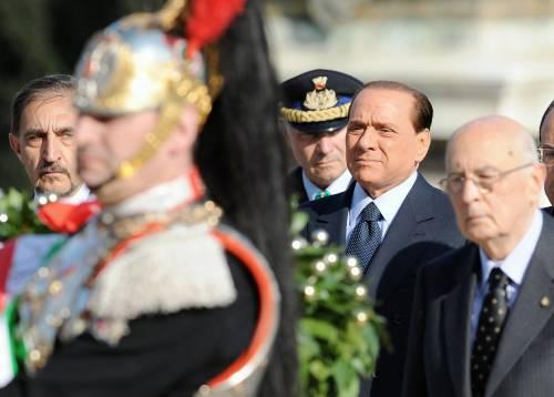 """Il 25 aprile celebrato in tutto il Paese  Berlusconi: """"Diventi festa della libertà"""""""