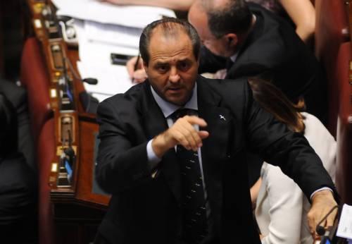 """Di Pietro: """"Farò io il grande partito che sostituirà i Democratici"""""""