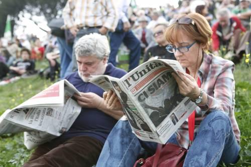 Tre nuovi giornali: la sinistra   ora ne ha 8 (e li paghiamo noi)