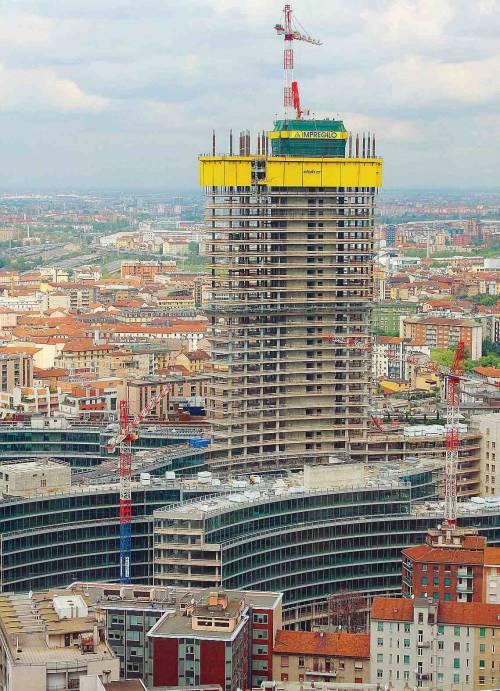 Regione, ora la nuova sede supera il Pirellone: tetto di Milano a 128 metri