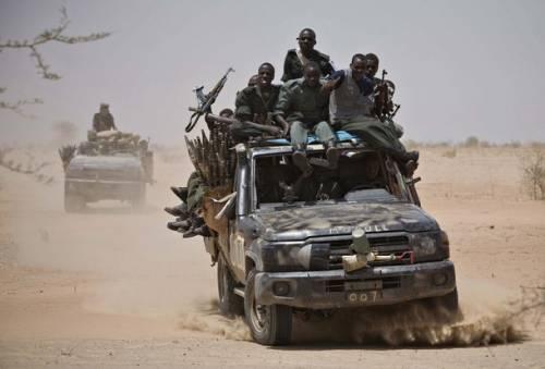 Violenti combattimenti nel Ciad: ribelli all'offensiva