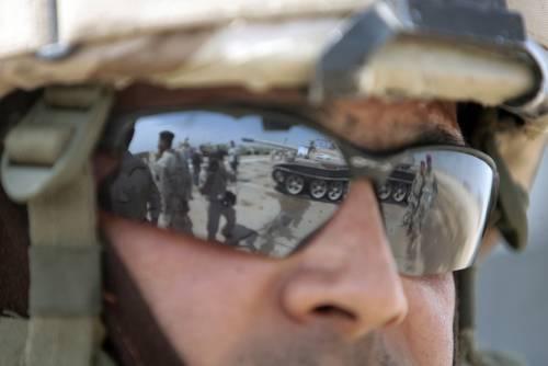 Iraq, soldato Usa spara  a 4 marines e si suicida