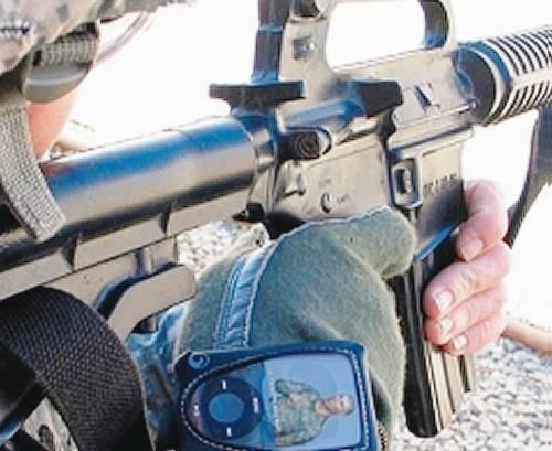 """Irak, è l'iPhone la nuova   """"arma segreta"""" degli Usa"""