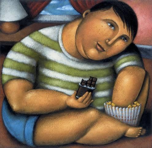Facebook è l'anti-dieta  Fa mangiare di più...