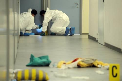 """Morto il medico ferito ieri, il nipote  in carcere: """"Non l'ho ucciso io"""""""