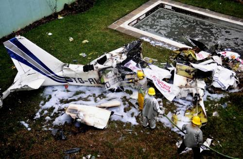 Guatemala, precipita piccolo aereo: sei morti