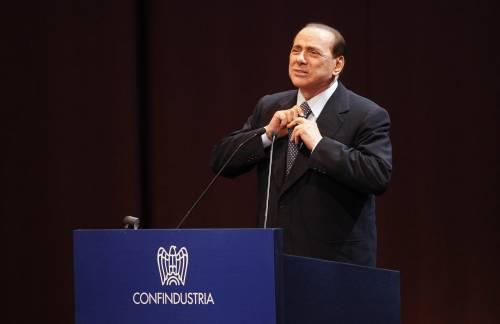 Camere e giudici, doppio affondo di Berlusconi