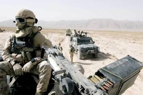 Kabul: elicotteri italiani distruggono siti talebani