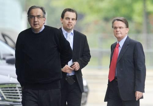 """Opel, Marchionne: """"Pronti se Merkel chiama"""""""