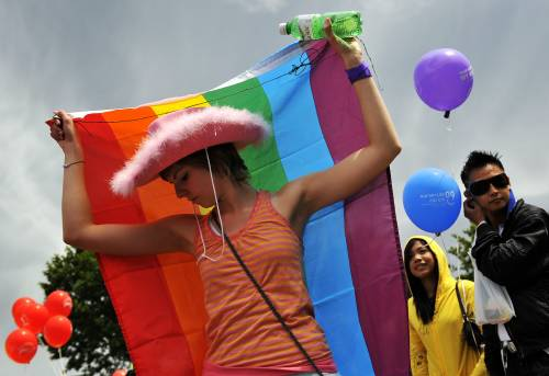 Roma si prepara al Gay Pride