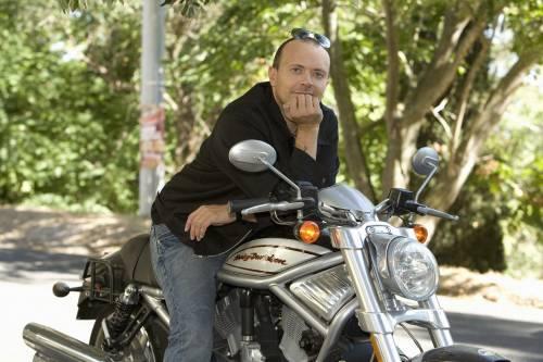 """Pezzali: """"Sognavo l'Harley 883. La sera andavo in via Niccolini"""""""