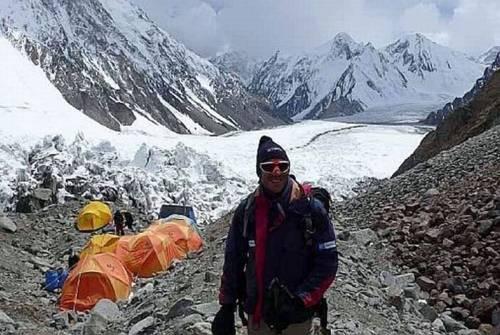 Alpinismo, morto sul K2   il trentino Michele Fait
