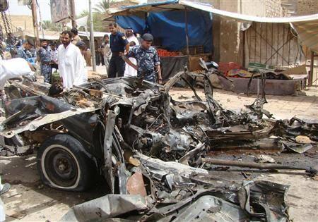 Iraq, esplode una bomba nel mercato di Sadr City: 72 i morti e 127 i feriti