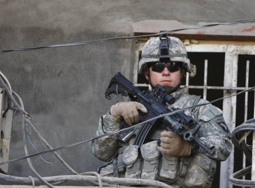Bagdad, dopo sei anni  i soldati Usa si ritirano